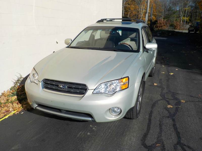 2006 subaru outback awd 3 0 r l l bean edition 4dr wagon. Black Bedroom Furniture Sets. Home Design Ideas