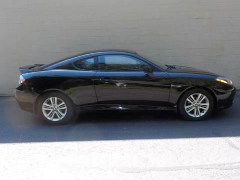 2008 Hyundai Tiburon for sale in Abington, MA