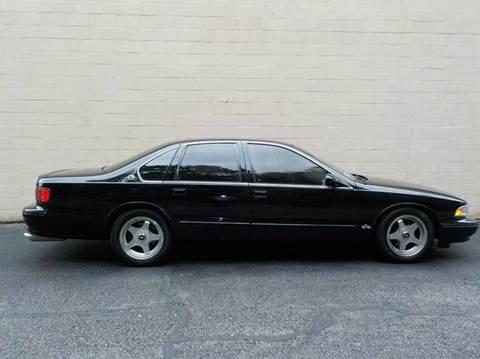 1996 Chevrolet Impala for sale in Abington, MA