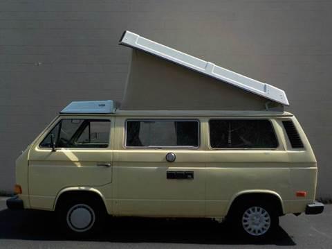 1981 Volkswagen Vanagon for sale in Abington, MA