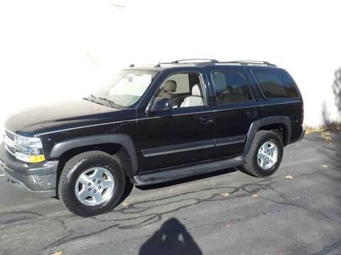 2004 Chevrolet Tahoe for sale in Abington, MA