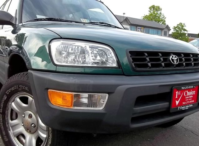 1998 Toyota RAV4 for sale in Fairfax VA