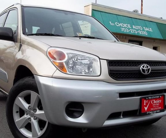 2004 Toyota RAV4 for sale in Fairfax VA