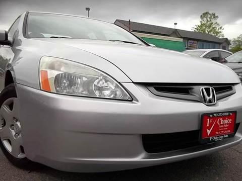 2005 honda accord for sale in fairfax va for Honda northern virginia