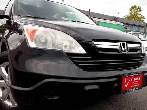 2008 Honda CR-V for sale in Fairfax, VA