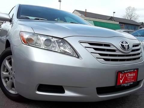 2008 Toyota Camry for sale in Fairfax, VA