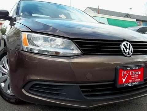 2011 Volkswagen Jetta for sale in Fairfax, VA
