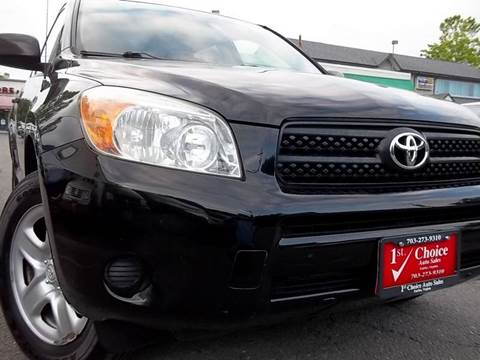 2007 Toyota RAV4 for sale in Fairfax, VA