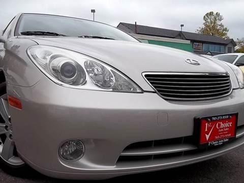 2005 Lexus ES 330 for sale in Fairfax, VA