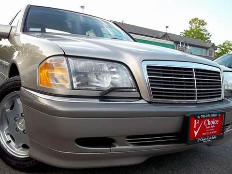 1999 Mercedes-Benz C-Class for sale in Fairfax, VA