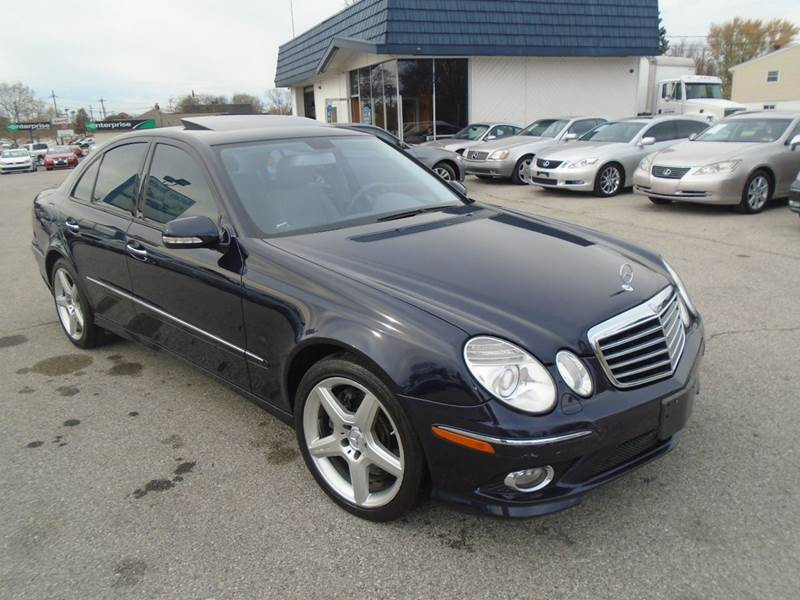 mercedes benz e class for sale in kentucky