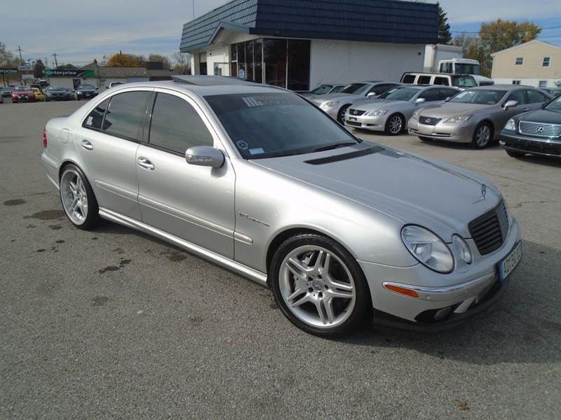 2003 mercedes benz e class e55 amg 4dr sedan in florence