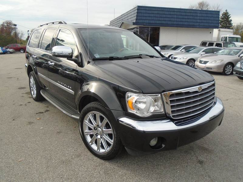 chrysler aspen for sale in kentucky. Cars Review. Best American Auto & Cars Review
