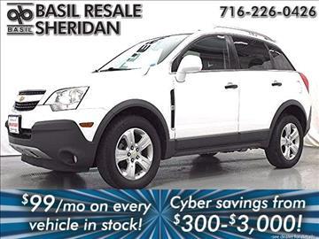 2013 Chevrolet Captiva Sport for sale in Williamsville, NY