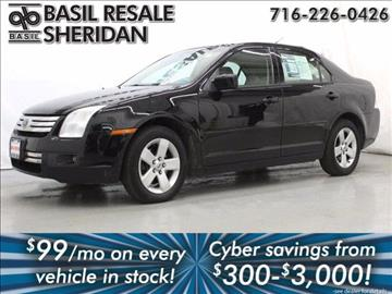 2007 Ford Fusion for sale in Williamsville, NY