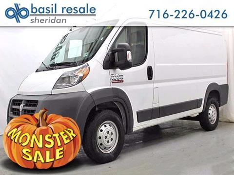 2017 RAM ProMaster Cargo for sale in Williamsville, NY