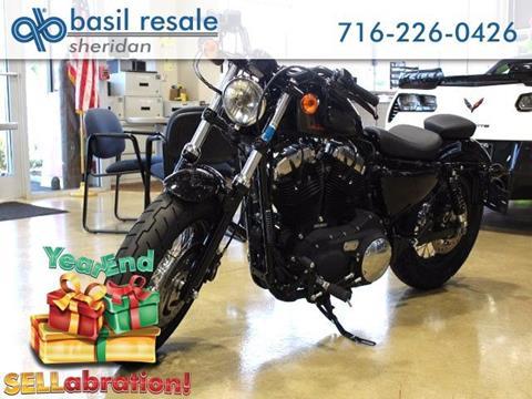2014 Harley-Davidson Sportster for sale in Williamsville, NY
