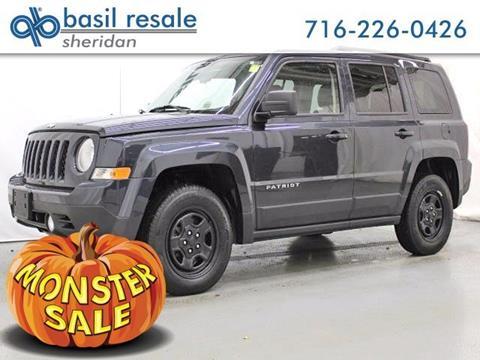 2015 Jeep Patriot for sale in Williamsville, NY