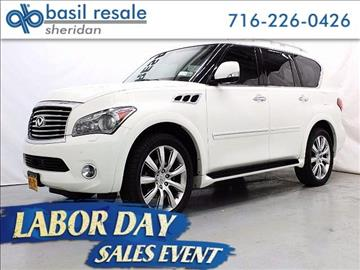 2012 Infiniti QX56 for sale in Williamsville, NY
