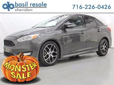 2015 Ford Focus for sale in Williamsville, NY