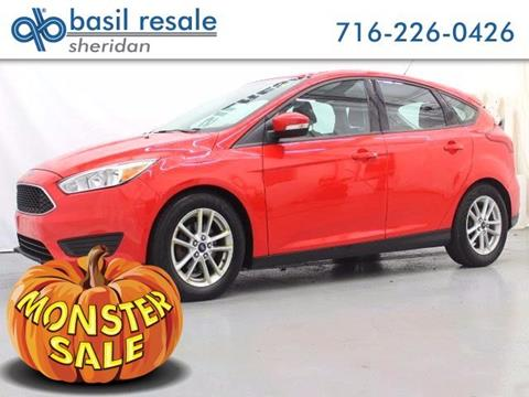 2016 Ford Focus for sale in Williamsville, NY