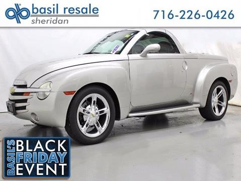 Basil Resale Sheridan >> Chevrolet SSR For Sale in Ohio - Carsforsale.com