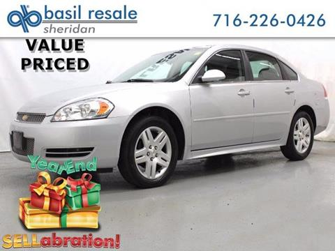 2014 Chevrolet Impala Limited for sale in Williamsville, NY