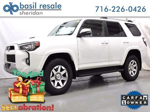 2016 Toyota 4Runner for sale in Williamsville, NY