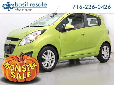 2013 Chevrolet Spark for sale in Williamsville, NY