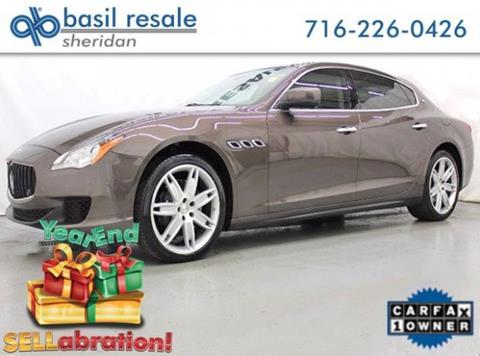 2014 Maserati Quattroporte for sale in Williamsville, NY
