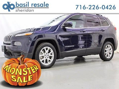 2014 Jeep Cherokee for sale in Williamsville, NY
