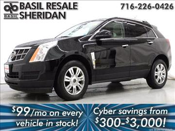 2012 Cadillac SRX for sale in Williamsville, NY