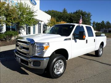 2015 Ford F-250 Super Duty for sale in Rochester, NH