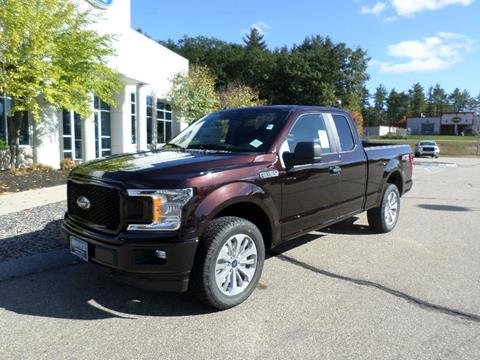 2018 Ford F-150 for sale in Rochester, NH