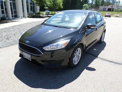 2015 Ford Focus for sale in Rochester, NH