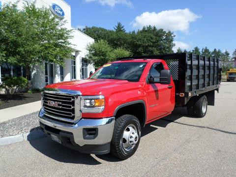 2015 GMC Sierra 3500 for sale in Rochester NH