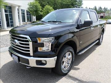 2017 Ford F-150 for sale in Rochester, NH
