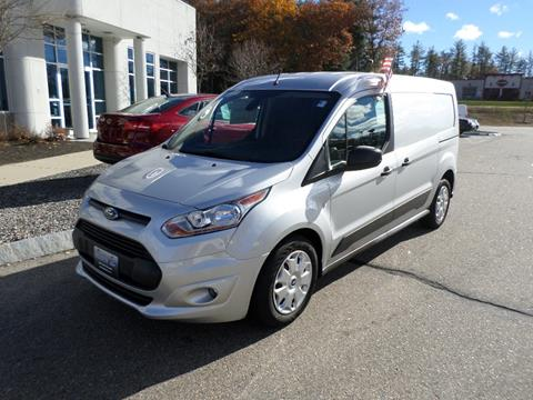 2017 Ford Transit Connect Cargo for sale in Rochester, NH
