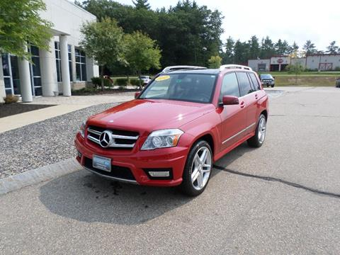 2012 Mercedes-Benz GLK for sale in Rochester, NH
