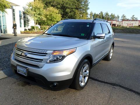2015 Ford Explorer for sale in Rochester, NH