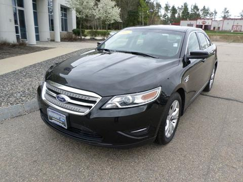 2012 Ford Taurus for sale in Rochester NH