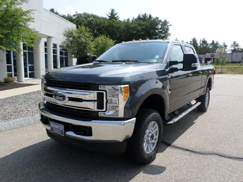 2017 Ford F-250 Super Duty for sale in Rochester NH