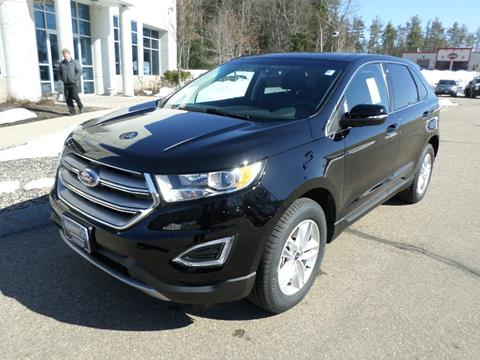 2017 Ford Edge for sale in Rochester, NH