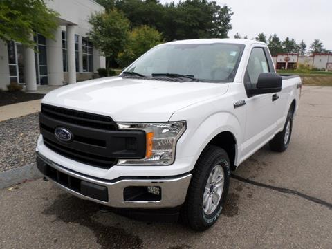 2018 Ford F-150 for sale in Rochester NH