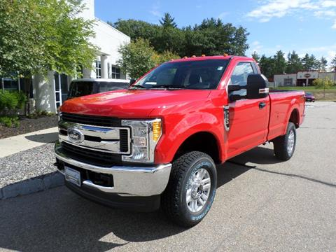 2017 Ford F-250 Super Duty for sale in Rochester, NH