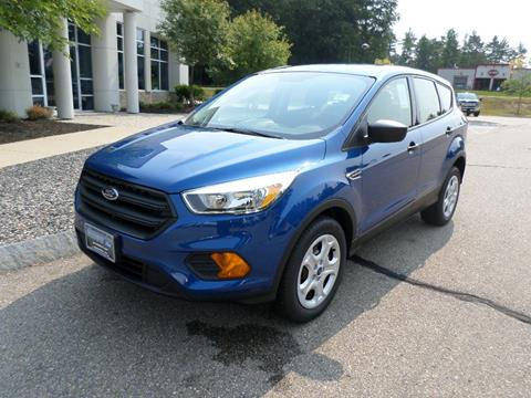 2017 Ford Escape for sale in Rochester, NH