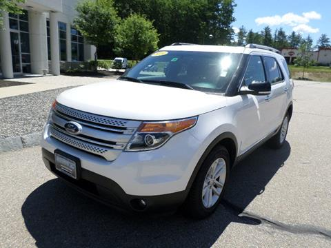 2014 Ford Explorer for sale in Rochester, NH