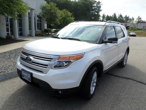 2015 Ford Explorer for sale in Rochester NH