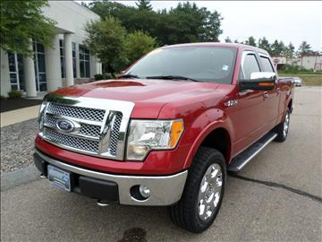 2010 Ford F-150 for sale in Rochester, NH
