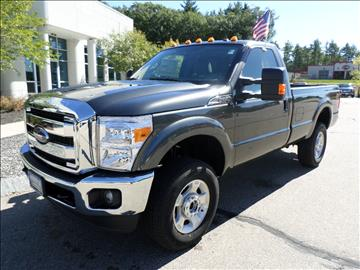 2016 Ford F-250 Super Duty for sale in Rochester, NH